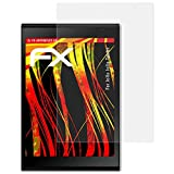 atFolix Schutzfolie kompatibel mit Jolla Jolla Tablet Bildschirmschutzfolie, HD-Entspiegelung FX Folie (2X)