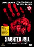 Haunted Hill kostenlos online stream