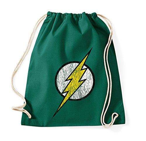 trvppy algodón Turn Bolsa/Modelo Vintage Flash/EN muchos verch. Colores/bolsa mochila yute Bolsa Bolsa de deporte...