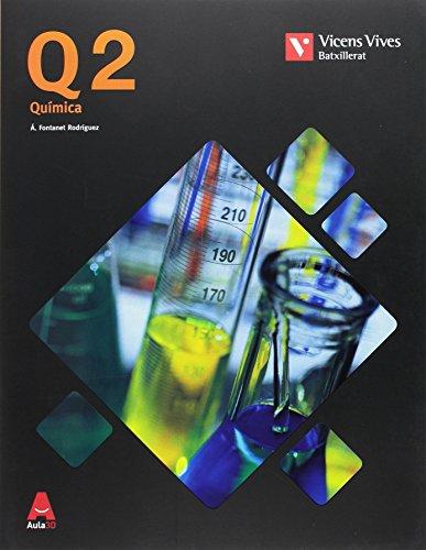 Q2 (QUIMICA) BATXILLERAT 2º AULA 3D: 000001