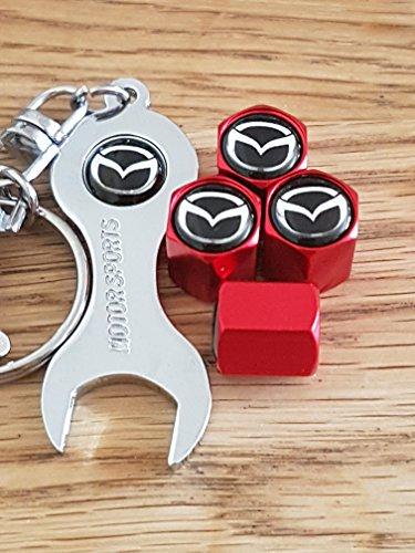 mazda-rote-radventil-ventilkappen-mit-chrom-schlssel-schlsselbund-alle-modelle-mazda2-sport-cx-3-mx-