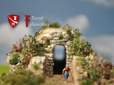Tunnel, Falknersberg, Bausatz, Spur N