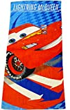 Die besten Disney Handtücher Bäder - Disney Cars Strand Bad Handtuch 100% Baumwolle 70cm Bewertungen