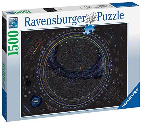 Ravensburger 16213 0 Universum Klassische Puzzles, Mehrfarbig