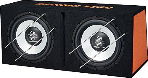 Ground Zero GZIB 2.300BR Subwoofer, 700 Watt Subwoofer 700w