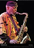 Jazz-Saxophonisten-2018-Wandkalender-2018-DIN-A2-hoch-Bewegende-Portraits-berhmter-Blser-Monatskalender-14-Seiten-CALVENDO-Kunst-Kalender-Apr-01-2017-Thielmann-Sven-und-Essen-kA