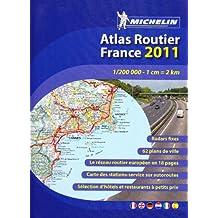 Atlas Routier France 2011 Relié