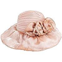 LBY Visor Grande Plegable, Protector Solar, Protección Solar, Sombrero para El Sol, Sombrero De Playa Sombreros de Sol