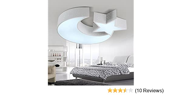 Moderne Lampen 63 : Jj moderne led deckenleuchte cartoon kinderzimmer lampe warm