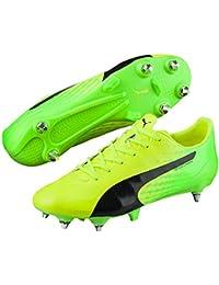 huge discount 1fdf8 e4073 Puma Evospeed 17 SL S MX SG, Chaussures de Football Homme