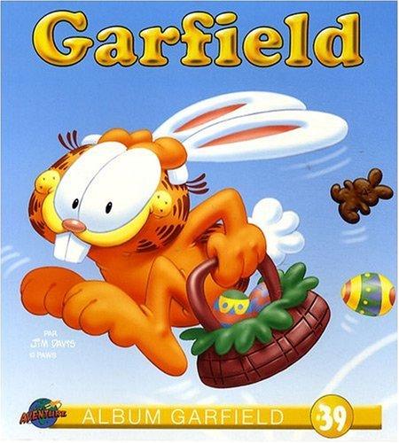 Garfield, Tome 39 :