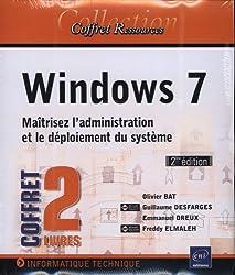 Windows 7 - Maîtrisez l'administration et le déploiement du système (2e édition)
