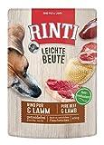 Rinti Hundefutter Leichte Beute, 10er Pack (10 x 400 g)