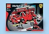 LEGO Racers 8375 - Ferrari F1 Pit Set - LEGO