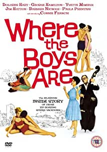 Where The Boys Are [DVD] [1961]