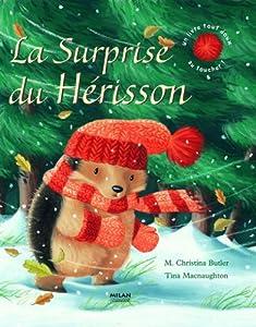 """Afficher """"La surprise du hérisson"""""""