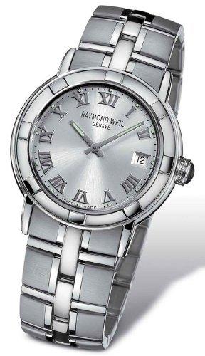 Raymond Weil - Reloj de pulsera hombre, plata