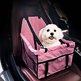 wasserdicht, atmungsaktiv pet - auto - mat safety car gurt - sack behälter auf reisen, auto polster für hund katze streicheln (pink)