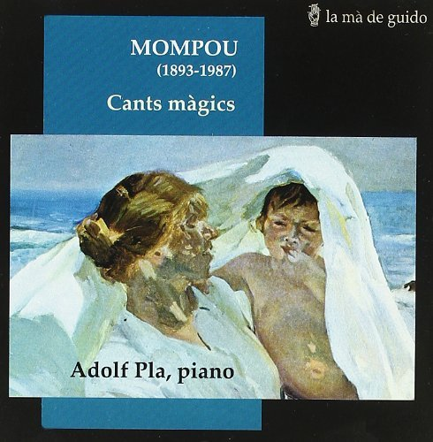 Cants Magics (Piano Works) by A. Pla (2002-11-01) 01-audio-pla