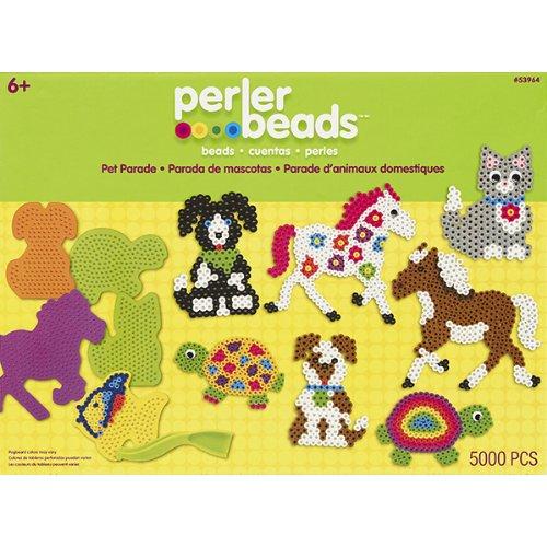 Fusibile Perler perlina valore attività Fun-Kit Fusion/Pet (Valore Attività)
