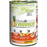 tr. Fit.3 Adult M/M Conejo/Patatas/Aceite no Grain Gr 400