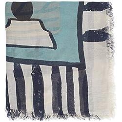 Parfois - Pañuelo Estampado - Mujeres - Tallas M - Multicolor