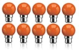 SYSKA LED 0.5W Bulb Orange (10 pcs)