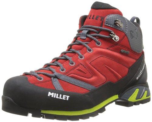 Millet MIG1278, Botas de Montaña Hombre, Rojo (0335 Red/Rouge), 42 EU