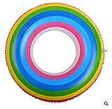 FACAI888 Erwachsenen schwimmen Ring Rettungsboje aufblasbar , 70