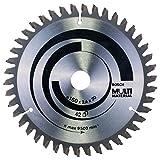 Bosch Pro Kreissägeblatt zum Sägen in  Multi Material für Handkreissägen (Ø 160 mm)