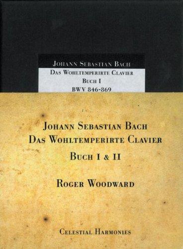Das Wohltemperierte Klavier I+II (mit 2 Partituren, Autograph-Faksimiles)