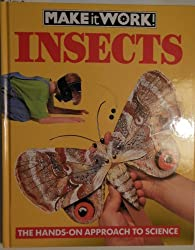 Insects (Make It Work!) by Wendy Baker (1994-07-02)