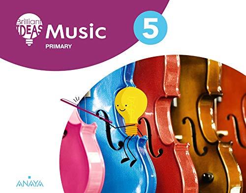 Music 5 Pupil's Book (BRILLIANT IDEAS)