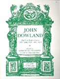 STAINER AND BELL DOWLAND JOHN - THE FIRST BOOK OF AYRES Klassische Noten Luth