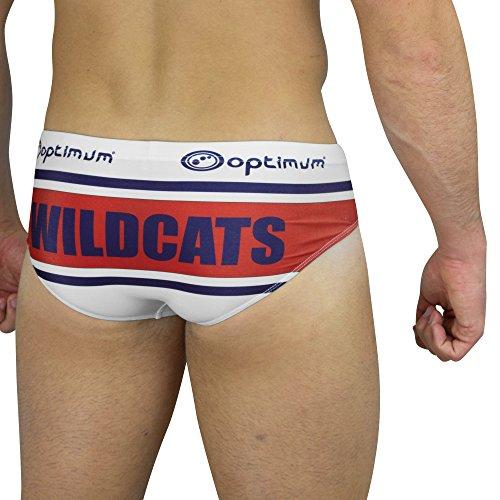 Optimum Optimale Men's Tackle Slip Unterwäsche Wildcats RL