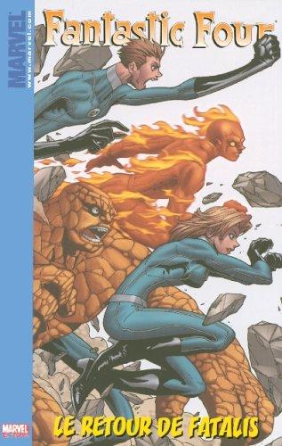 Fantastic Four, Tome 2 : Le retour de Fatalis