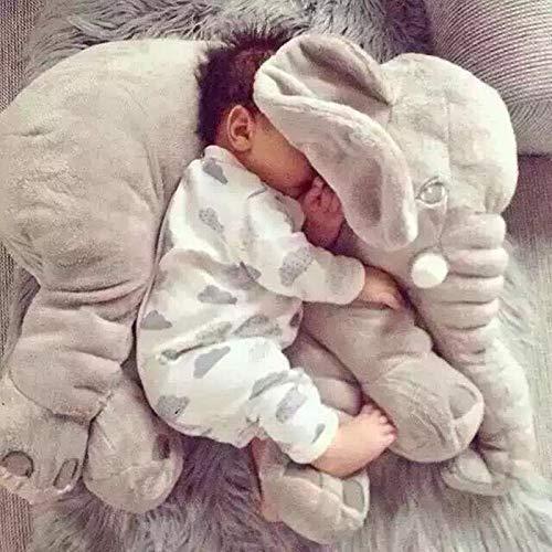 hokkk 60 cm Bebé Lindo 5 Colores Elefante Pieza Juguete de Peluche...
