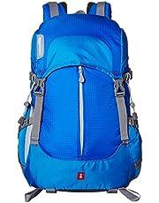AmazonBasics Hiker Camera and Laptop Backpack - Blue