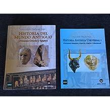 Historia del mundo antiguo : proximo oriente y Egipto