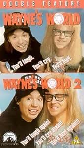 Wayne's World/Wayne's World 2 [VHS] [1992]