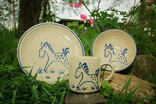 Keramik-Kindergeschirr