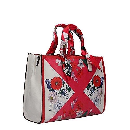 RoccoBarocco ROBS0W001F Shopping Bag Donna Fucsia