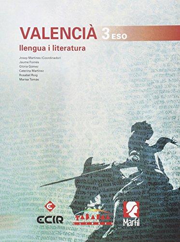 Valencia , llengua i literatura 3r