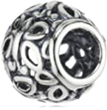 Pandora - 790895 - Drops Femme - Argent 925/1000 - Boule Papillon