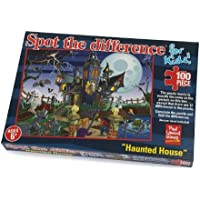 Paul Lamond Spot the Difference Haunted House Puzzle