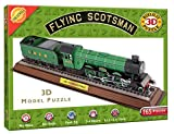 3d Puzzle - Build It Yourself - The Flying Scotsman