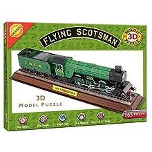 Cheatwell Games BYO 3D Train Flying Scotsman 8pk (02378), Various