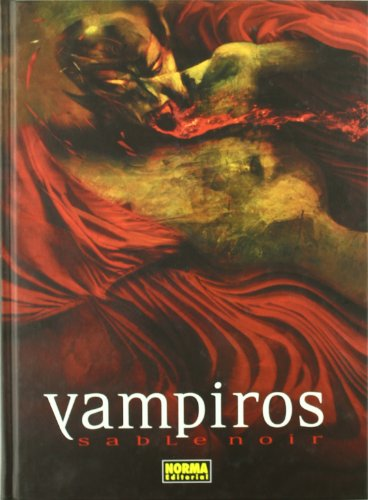 VAMPIROS: SABLE NOIR (CÓMIC EUROPEO)