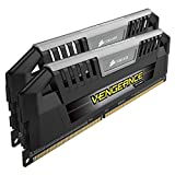 Corsair CMY8GX3M2A1600C9 Vengeance Pro Series 8GB (2x4GB) DDR3 1600Mhz CL9 XMP Performance Desktop Memory Kit Black