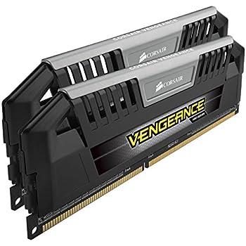 Vengeance® Pro Series — 8GB (2 x 4GB) DDR3 DRAM 2400MHz C11 Memory Kit (CMY8GX3M2A2400C11)